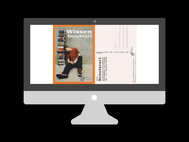 Postkarten-Datenbank